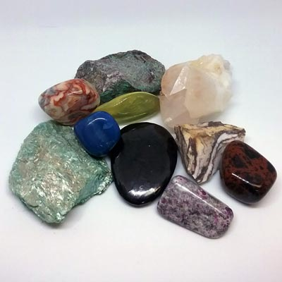 New gemstones at Seeds of Wellness - May, 2021